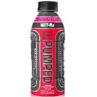 OOS–MET-Rx NOS Pumped 16.9 ounce, 12 count-