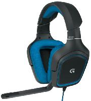 Logitech G430 Over-the-Ear Gaming Headset for $39.