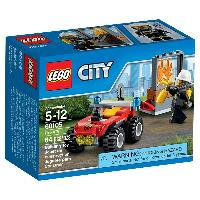 LEGO City Fire ATV $4 + free shipping target