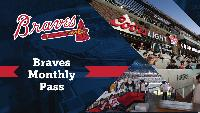 Atlanta Braves Monthly Pass $39/mo