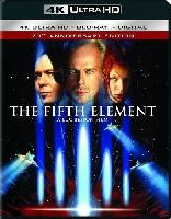 $13.99 4K UHD Movies: The Fifth Element 20th Anniv
