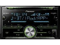 Pioneer FH-X730BS CD Receiver w/ Bluetooth (+$5 GC