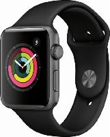 Apple Watch Series 3 (GPS) 42mm Space Gray Aluminu