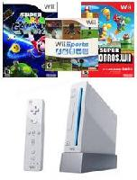 GameStop: $59 Wii Bundle with 3 Games, Controller,