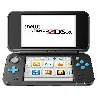 Nintendo 2DS XL Video Game Console w/ NFC Amiibo R