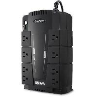 CyberPower CP550SLG Standby UPS $39.95 AC + Free S