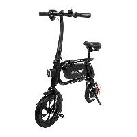 Swagtron 200W SWAGCYCLE Envy Steel Frame Folding Electric Bicycle e