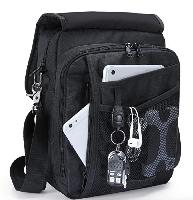 15.6-17 inch Laptop Messenger Bag, Water Resistant
