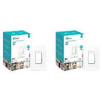 Smart Wi-Fi dimmer wall switch – TP Link HS2