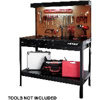 The WORKPRO Multi Purpose Workbench with Work Ligh