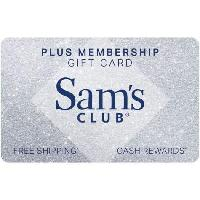 SamClub Membership for $36 or Plus for $80 today o