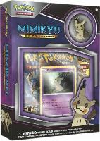 Pokemon Trading Cards: Mimikyu Pin Collection $6.3