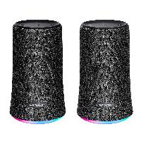 [2-Pack] Soundcore Flare Portable Bluetooth 360°