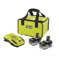 TWO Ryobi ONE+ 18 Volt 3Ah Lithium+ HP batteries,