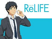 Anime: ReLIFE: Season 1 (Digital HD) $4.99 @ Amazo