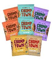 8-Count Chomptown Variety Pack High Protein Cookie