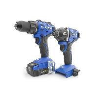 Kobalt 2-Tool 24-Volt Max Lithium Ion Brushless Po