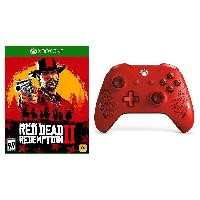 Red Dead Redemption 2 and Microsoft Xbox One Sport