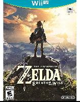 The Legend of Zelda: Breath of the Wild Wii U $32.