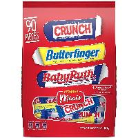 Nestle Chocolate Assorted Minis Bag, 40-Ounce $6.3