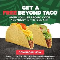 Free Del Taco – beyond Meatless Taco downloa