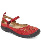 JBU By Jambu Wildflower Mary Jane Flats (5 Colors)