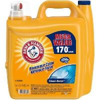 3 packs of Arm & Hammer Clean Burst Liquid Lau