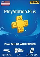 PlayStation Plus 1 Year Subscription (Digital Deli