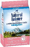 Natural Balance L.I.D. Limited Ingredient Diets Dr