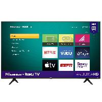 Hisense 58″ Class 4K UHD LED Roku Smart TV H