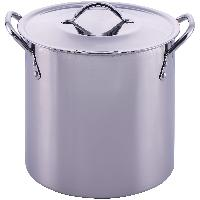 Mainstays Stainless Steel 8 Quart Stock Pot with L