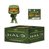 Funko POP! HALO Infinite Master Chief With Pin Set