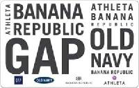 Gap and Old Navy gift cards (email delivery), 20%