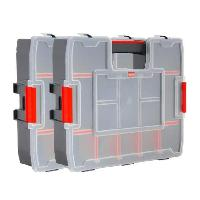 Lowe's, Craftsman 2-Pack 14-Compartment Plas