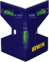 IRWIN Tools Magnetic Post Level (Blue) – $5.