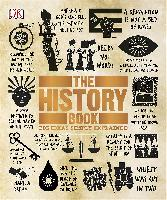The History Book: Big Ideas Simply Explained (Kind