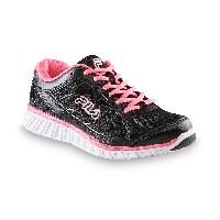 Black/Neon Pink Walking Shoe $14.99 + free store pick-up @ Sears